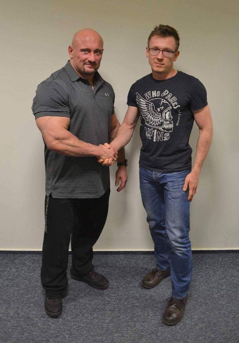 Michał i Robert