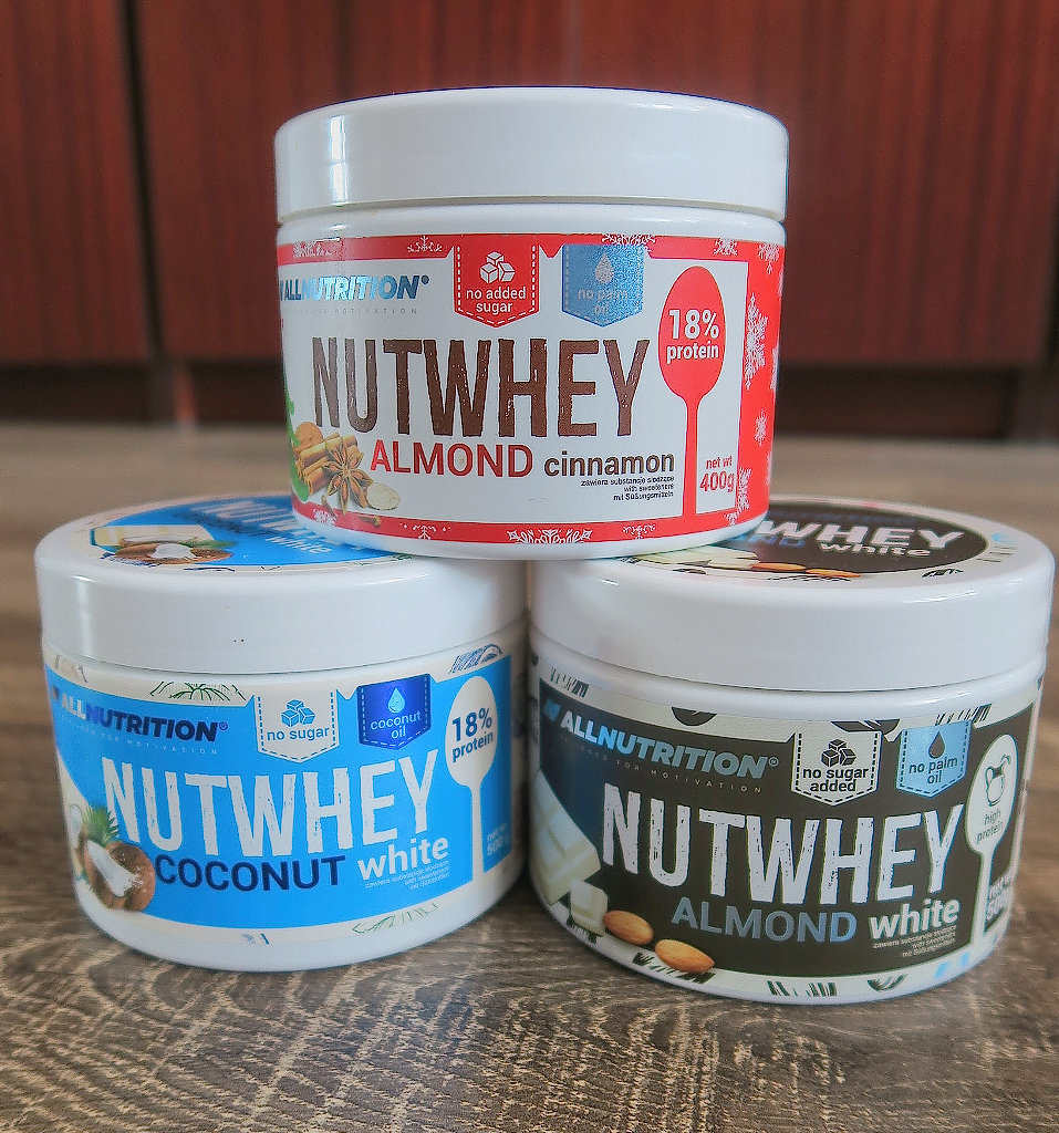 All Nutrition NUTWHEY