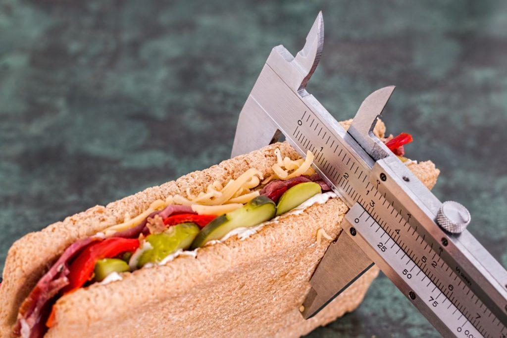 Mało jem, nie chudnę